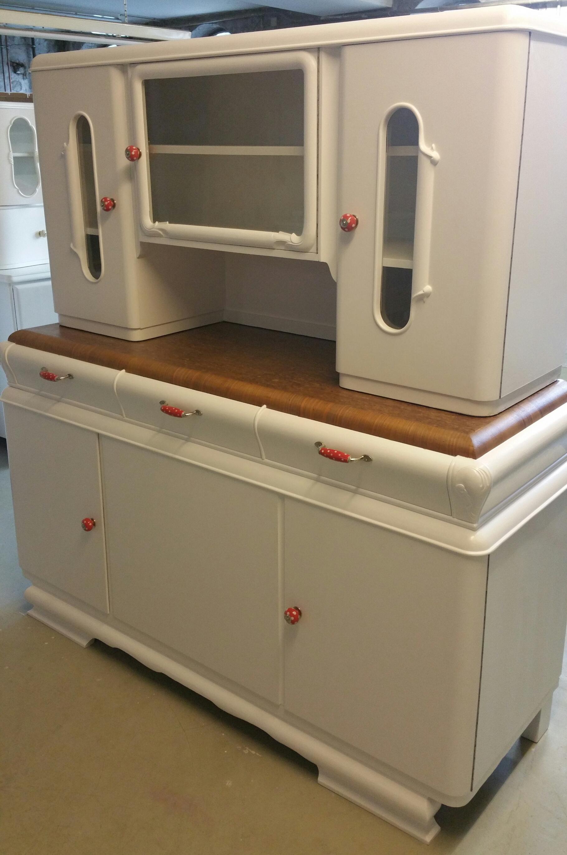 Küchenbuffet 50er Jahre