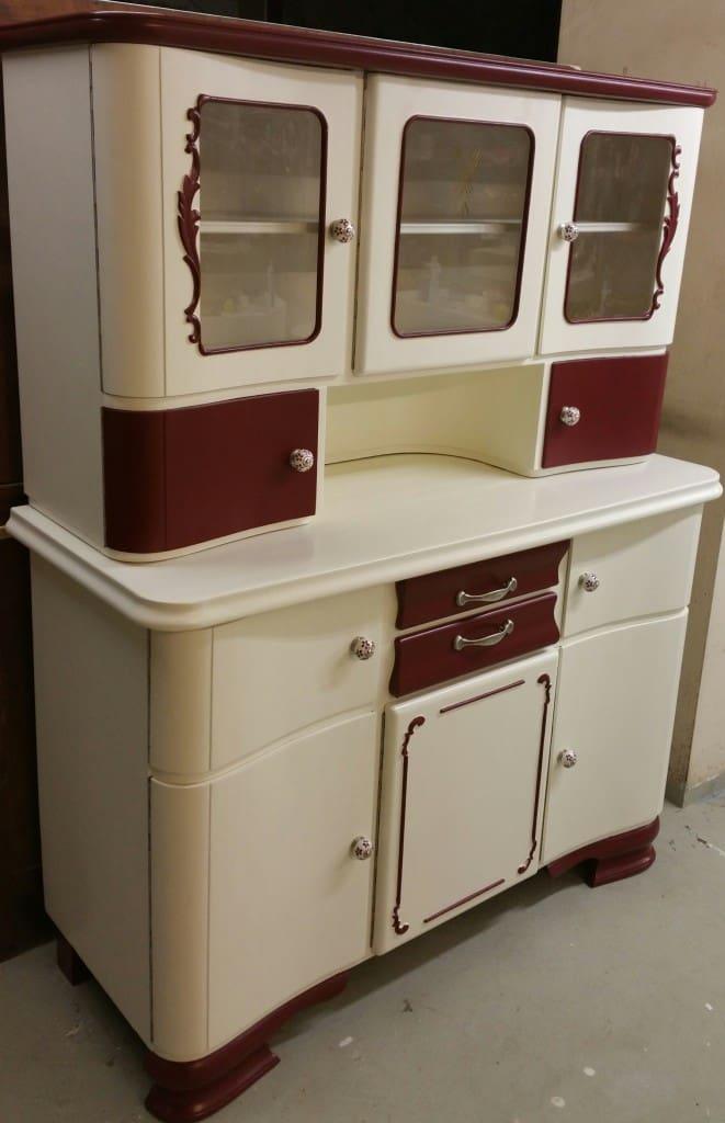 Küchenbuffet, alter Küchenschrank 50er Jahre