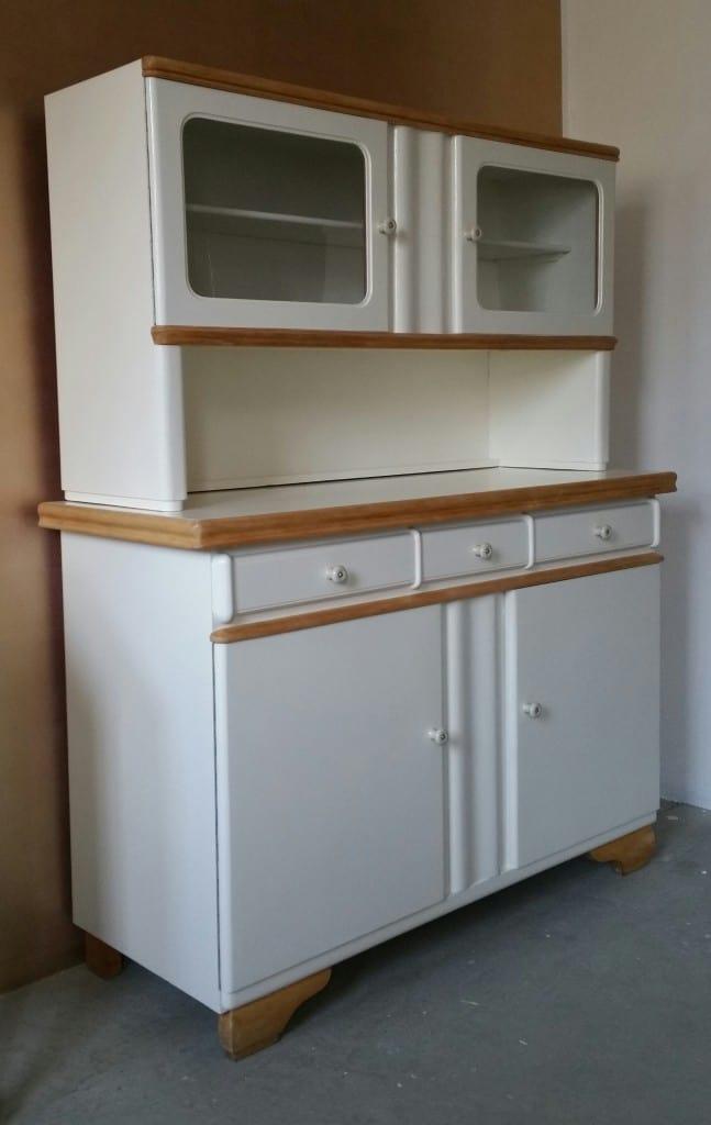 alter Küchenschrank, Küchenbuffet 50er Jahre