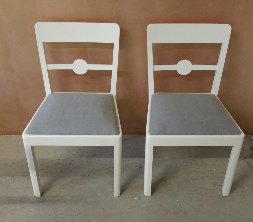 alte Stühle. 50er