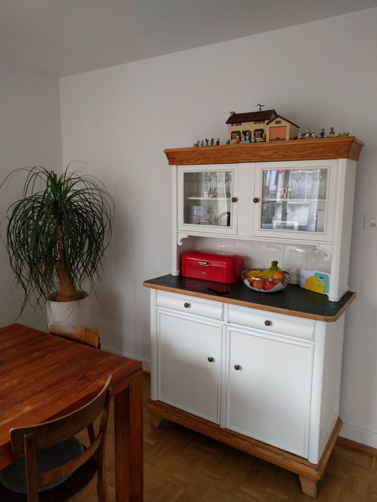 alter Küchenschrank, Küchenbuffet 20er Jahre