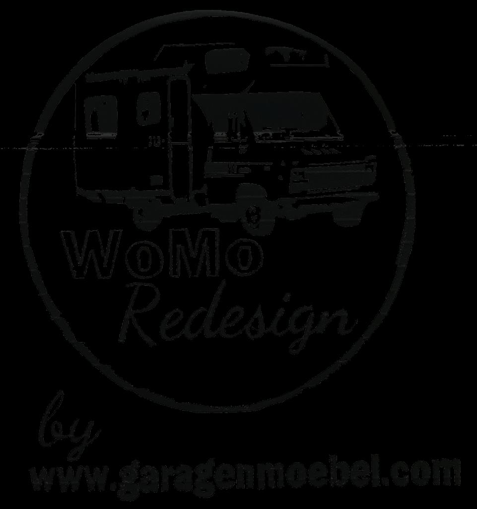 WoMo Redesign Logo